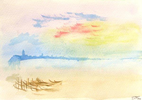 Turners Venedig