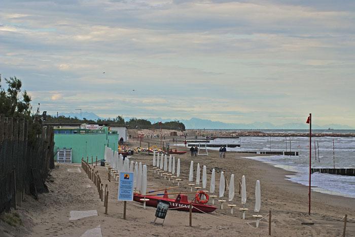 Rosolina Mare Strand 1
