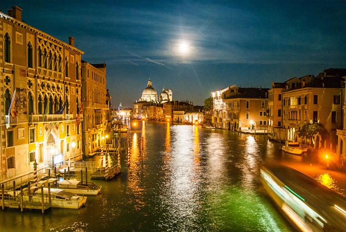 von der Ponte dell'Accademia