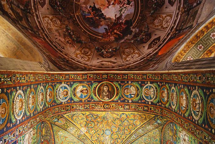 San Vitale - Mosaiken 1