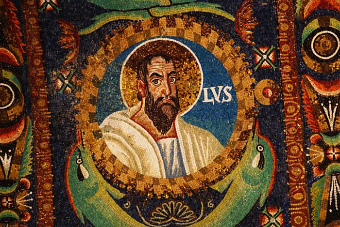 San Vitale - Paulus