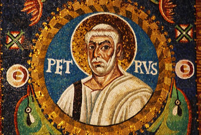 San Vitale - Petrus