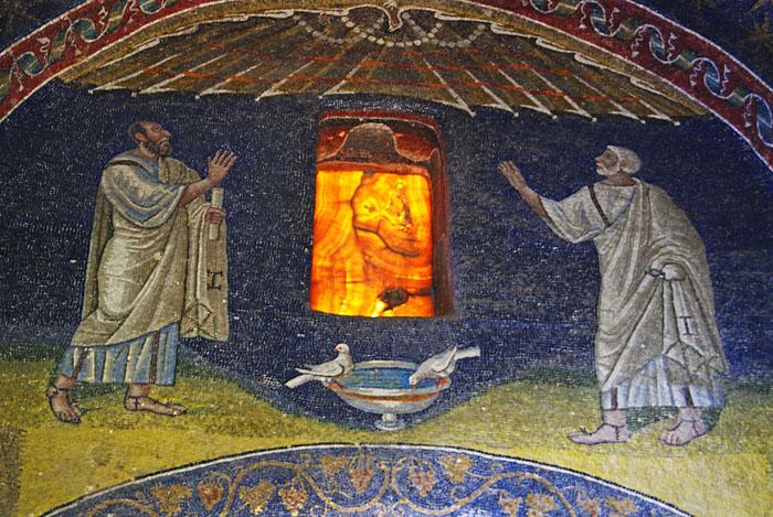 Mausoleum - Lazarus