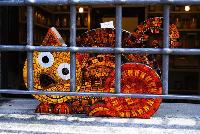 Mosaikkatze