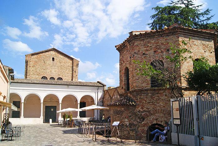 Baptisterium der Arianer