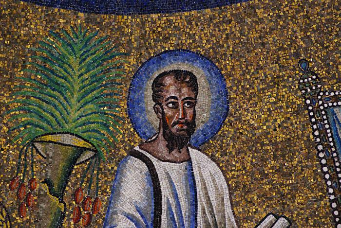 Baptisterium - Paulus