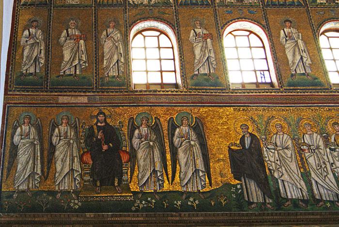 Sant'Apollinare Nuovo - Jesus