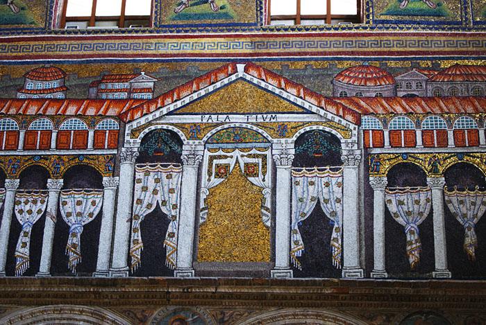 Sant'Apollinare Nuovo - Palast