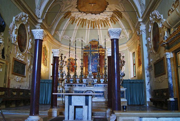 Sant'Apollinare Nuovo - Altarraum