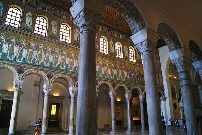 Sant'Apollinare Nuovo - Mosaiken