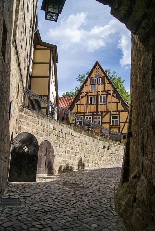 Eingang zum Burgberg